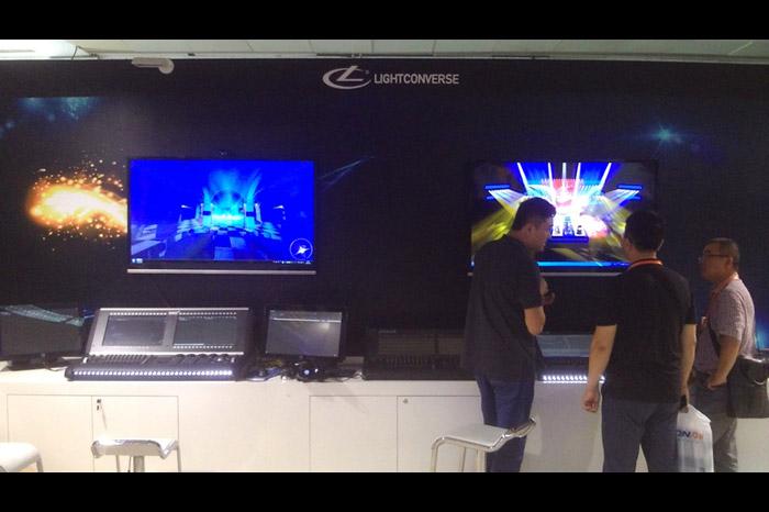 технологии LIGHTCONVERSE