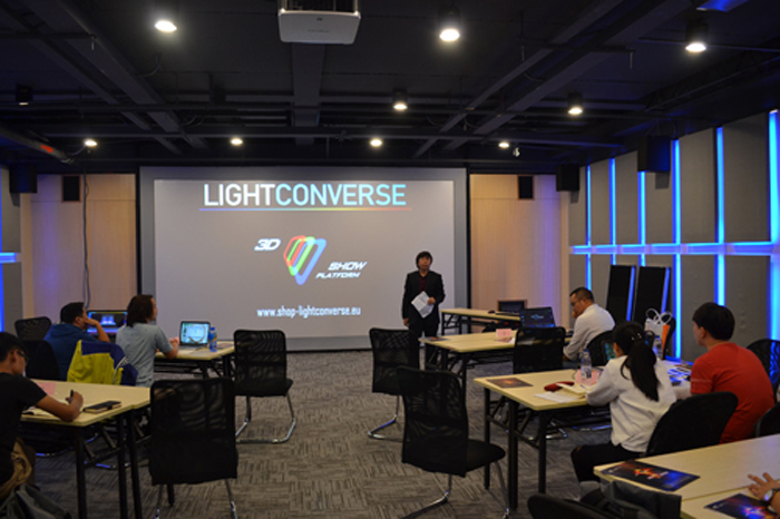 семинар Lightconverse в Китае image